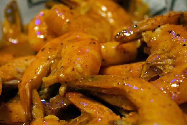 Shrimp - where to eat in savannah