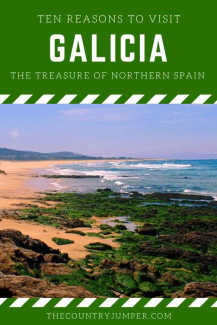 If you are planning a visit to Spain you should consider going north to the quiet and tourist free region of Galicia. Full of nature, beaches, islands, and amazing food and wine, Galicia is the place of dreams and should definitely be on your Spain itinerary. #galicia #spain #spaintraveltips