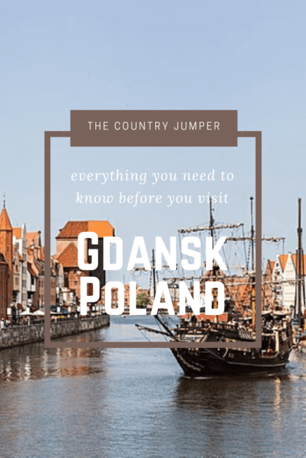 If you're planning a trip to Poland, have you considered adding Gdansk to your itinerary? With the beach minutes from the city center and a river running through it, Gdansk has charm and plenty to do. #polandtravel #gdansk #traveltips