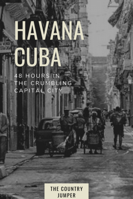First impressions are everything. Here is what I thought doing my first 48 hours in Havana, Cuba. Are you headed there? Click to read what to expect. #cubatravel #traveltips #havanacuba