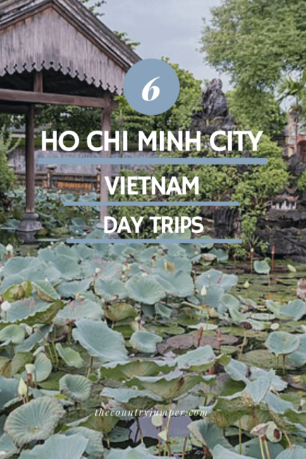 If you're visiting Vietnam you will probably spend some time in the large city of Ho Chi Minh, or Saigon. While the city has loads going on, there are also lots of opportunities for day trips into the surrounding regions. #hochiminhcity #vietnamdaytrips #traveltips #southeastasia