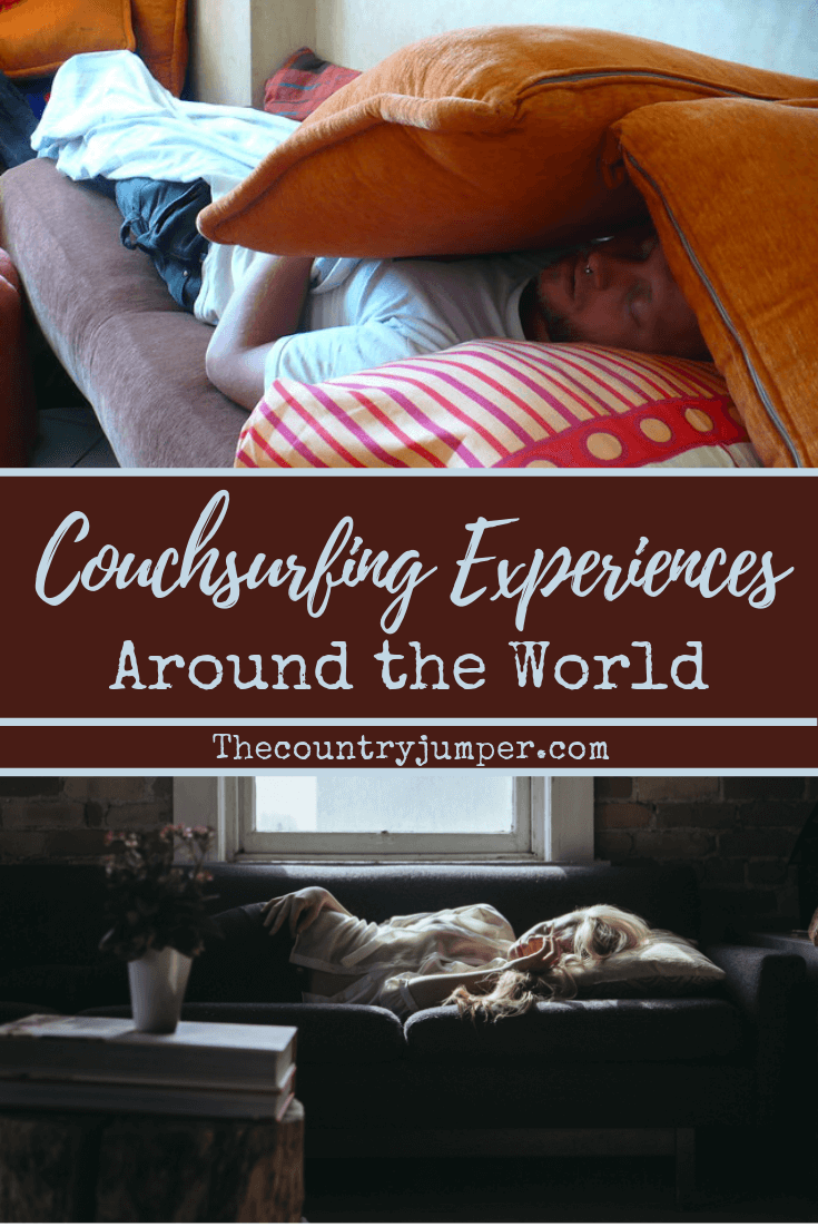 pin for couchsurfing experiences