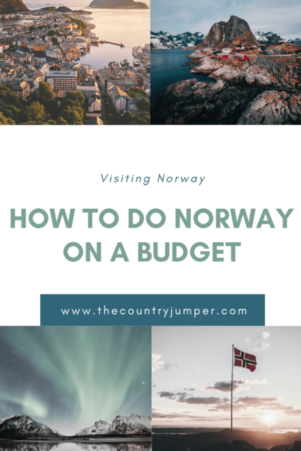 Planning a trip to Norway? Shell shocked at the prices? Yeah, it's one of the most expensive countries in the world. But it's still doable for a budget traveler - I'm here to tell you how. Read for the top tips to stay on track with your budget while visiting Norway. #norway #budgettravel #travelnorway