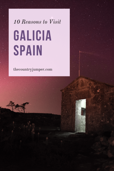 If you are planning a trip to Spain, you should add the northern region of Galicia to your itinerary. With natural beauty, food, affordable prices, and stunning beaches, Galicia holds all your Spanish dreams. #spaintravel #galiciaspain #northernspain