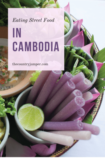 If you are planning a trip to Cambodia you must stop to eat some of the incredible dishes available on the street from street food vendors from Phnom Penh to Siem Riep. #cambodiatraveltips #streetfood #cambodianeats