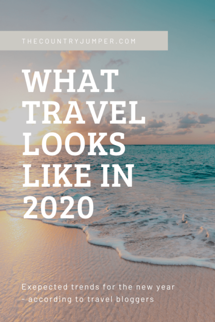 Are you planning to travel the world in 2020? Check out what the latest travel trends are and which ones you might be most interested in booking for your trip abroad this year.