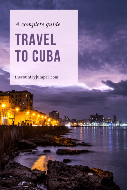 There is a lot to know about planning a trip to Cuba. While Cuba can be a challenging place to visit it is worth every effort. It's important to know how to deal with money in Cuba, where to eat and drink, and how to get around Cuba. Read for all the Cuba travel tips! #cubatravel #traveltips #traveltocuba