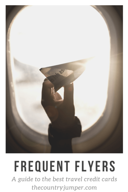 Frequent flyer credit cards are an important strategy to saving money on travels. There are a myriad of options of how to earn points and fly for cheap. So read about what airlines offer cards and figure out which is the most appropriate for you. #travelfinances #frequentflyer #travelcreditcards