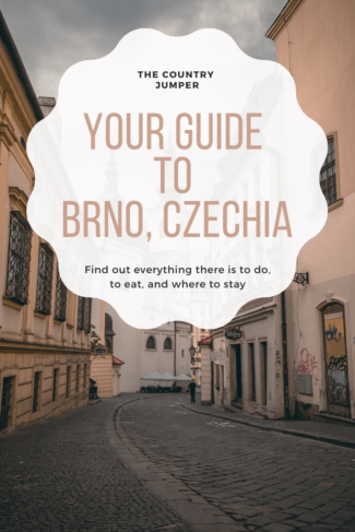 Travel to Brno - one of the best spots in Czechia. Plan your trip to Czechia and include Brno in your Czechia itinerary. Learn where to eat in Brno, what to do in Brno, and where to stay in Brno.