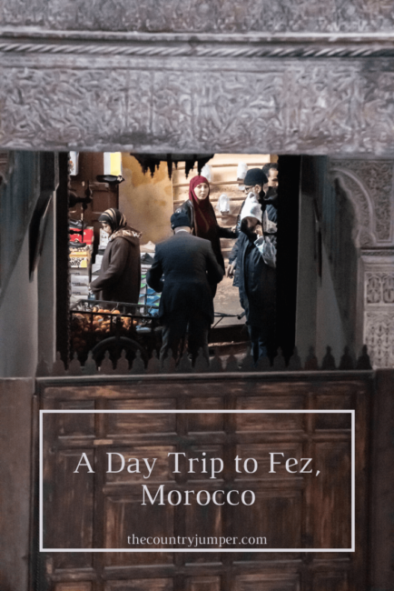 If you're visiting Morocco, have you considered a day trip to Fez? Or even an overnight. Take a look at what there is to do in the famous tannery city.
