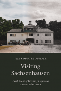 If you are planning a trip to Berlin, you should consider taking a day trip to Sachsenhausen to experience the hours of Nazi Germany at one of the infamous concentration camps.